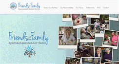 Preview of familyfriend.ca